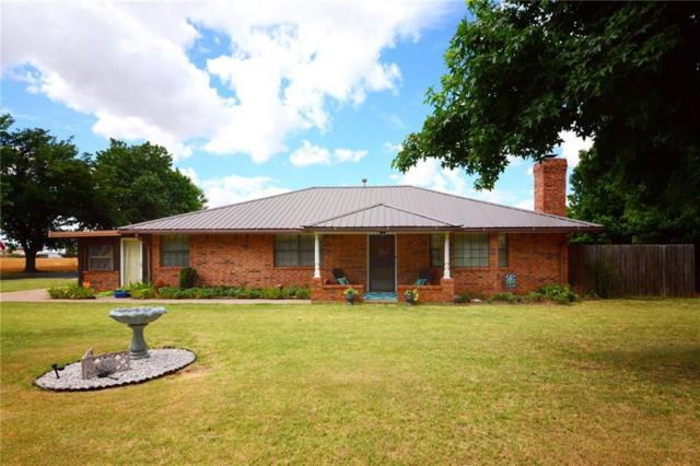 602 NW 5th Street, Minco, OK 73059 (MLS #824662) :: Meraki Real Estate