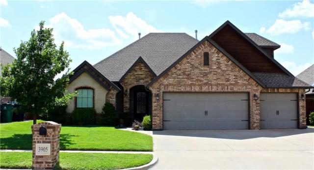 3905 Wayfield Avenue, Oklahoma City, OK 73179 (MLS #824677) :: KING Real Estate Group