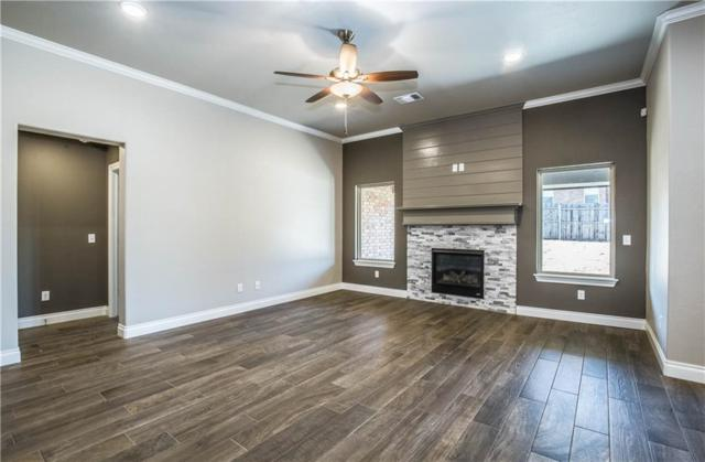 4941 Crater Lake Drive, Edmond, OK 73025 (MLS #824681) :: Wyatt Poindexter Group