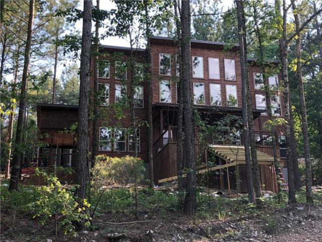310 Red Berry Trail, Broken Bow, OK 74728 (MLS #824732) :: Wyatt Poindexter Group