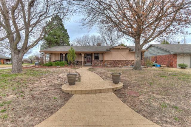 2200 NW 55th Street, Oklahoma City, OK 73112 (MLS #824768) :: Erhardt Group at Keller Williams Mulinix OKC