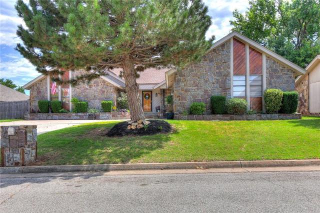 6116 Rambridge Drive, Oklahoma City, OK 73162 (MLS #824784) :: Wyatt Poindexter Group