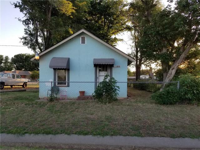 160 S Shepard, El Reno, OK 73036 (MLS #824827) :: KING Real Estate Group