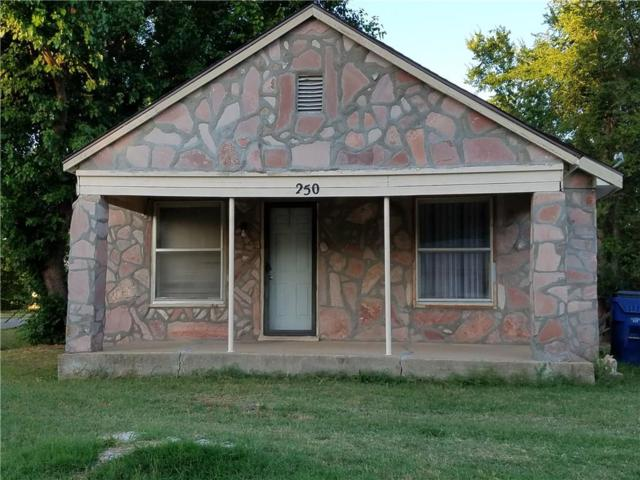 250 N O Avenue, El Reno, OK 73036 (MLS #824830) :: KING Real Estate Group