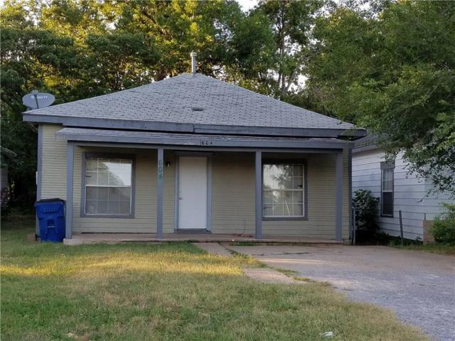 604 W Rogers, El Reno, OK 73036 (MLS #824831) :: UB Home Team