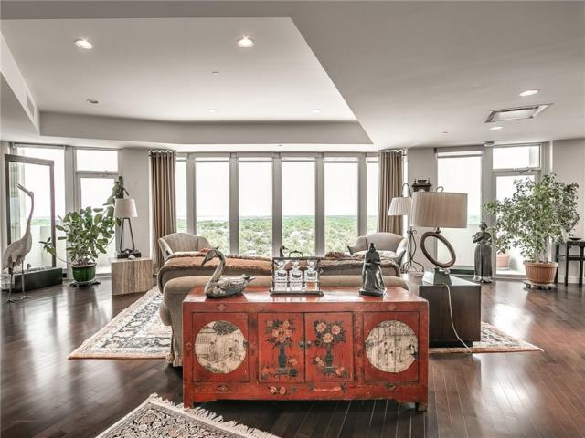 5900 N Mosteller Drive #124, Oklahoma City, OK 73112 (MLS #824838) :: KING Real Estate Group