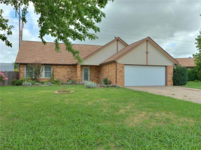 117 Pinefield, Oklahoma City, OK 73149 (MLS #824850) :: Wyatt Poindexter Group