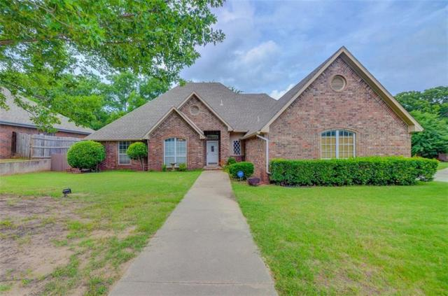 2 Jarrot Drive, Shawnee, OK 74801 (MLS #824880) :: Wyatt Poindexter Group