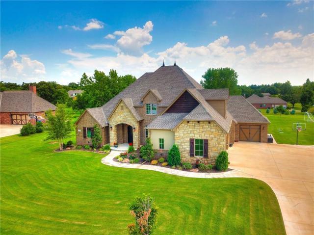2522 Labelle Rue, Edmond, OK 73034 (MLS #824890) :: KING Real Estate Group
