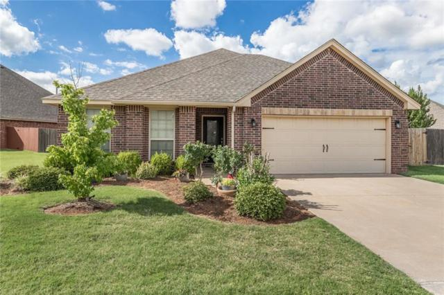 5913 NW 161st Street, Edmond, OK 73013 (MLS #824942) :: Wyatt Poindexter Group