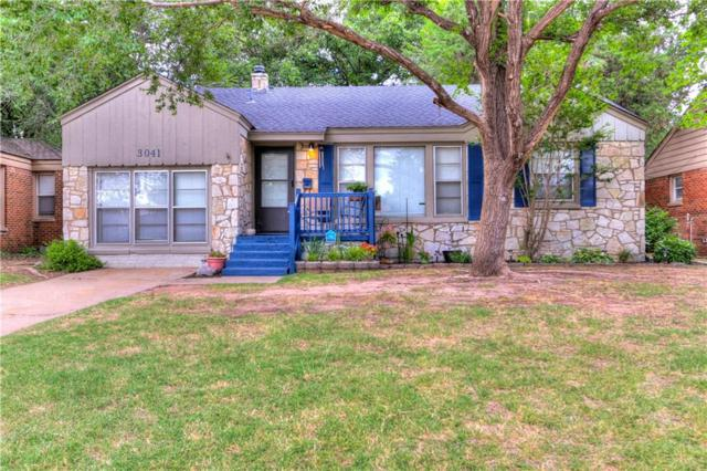 3041 NW 44th Street, Oklahoma City, OK 73112 (MLS #824976) :: Wyatt Poindexter Group