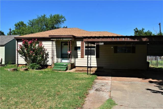 1121 Constantine, Elk City, OK 73644 (MLS #824988) :: KING Real Estate Group