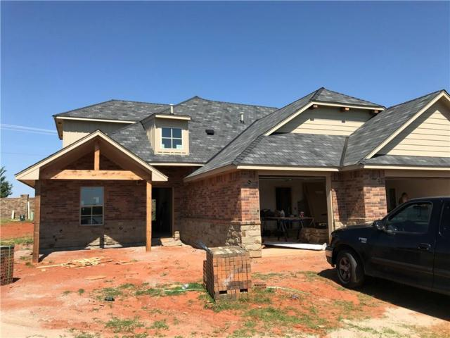13425 Emerald Island Drive, Oklahoma City, OK 73142 (MLS #825004) :: UB Home Team
