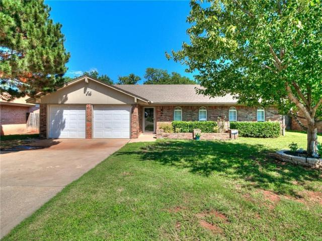 7612 Brookside, Oklahoma City, OK 73132 (MLS #825037) :: Wyatt Poindexter Group