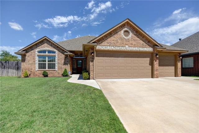 5304 Bent Creek Drive, Oklahoma City, OK 73135 (MLS #825041) :: Wyatt Poindexter Group