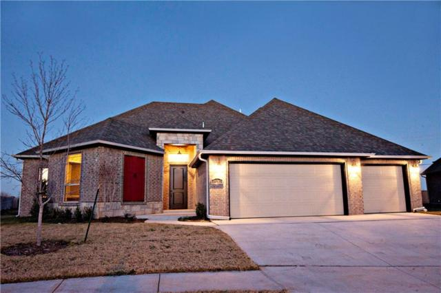 15712 Bending Oak Court, Edmond, OK 73013 (MLS #825058) :: Homestead & Co