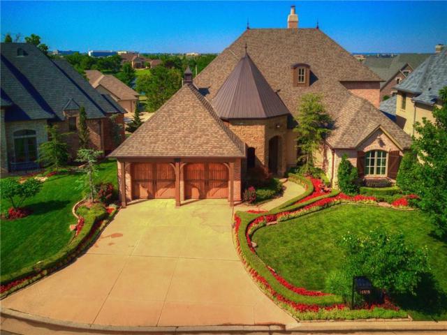15613 Via Sierra, Edmond, OK 73013 (MLS #825060) :: KING Real Estate Group