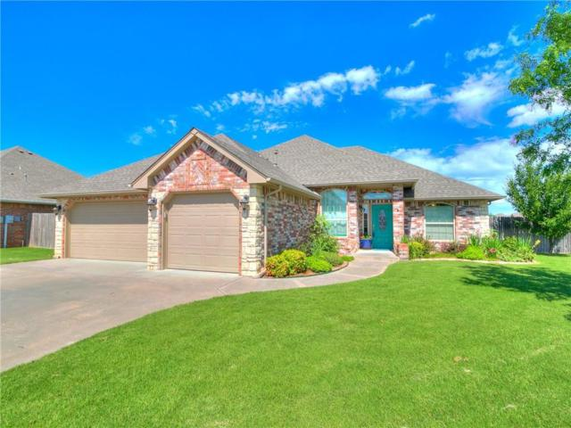 505 Ridge Lake Boulevard, Norman, OK 73071 (MLS #825077) :: UB Home Team