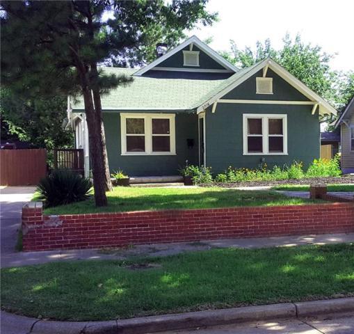 2716 W Park Place, Oklahoma City, OK 73107 (MLS #825141) :: Wyatt Poindexter Group