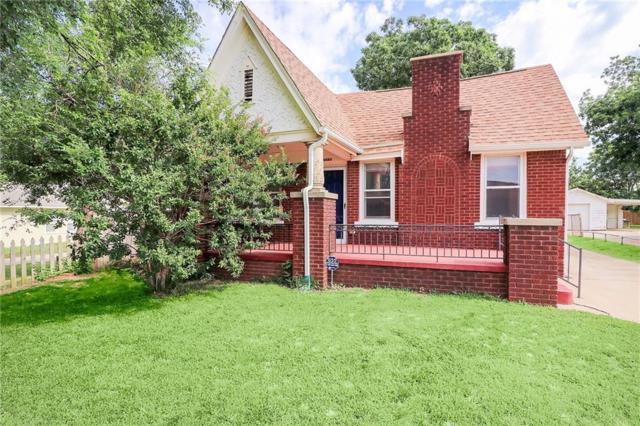 2329 NW 15th Street, Oklahoma City, OK 73107 (MLS #825147) :: Wyatt Poindexter Group