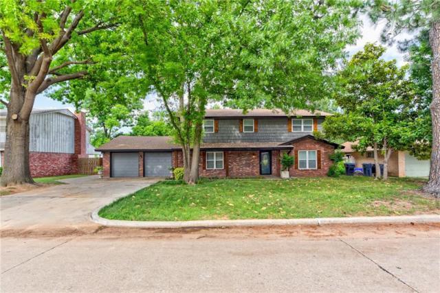 3200 Tudor Road, Oklahoma City, OK 73122 (MLS #825154) :: Wyatt Poindexter Group