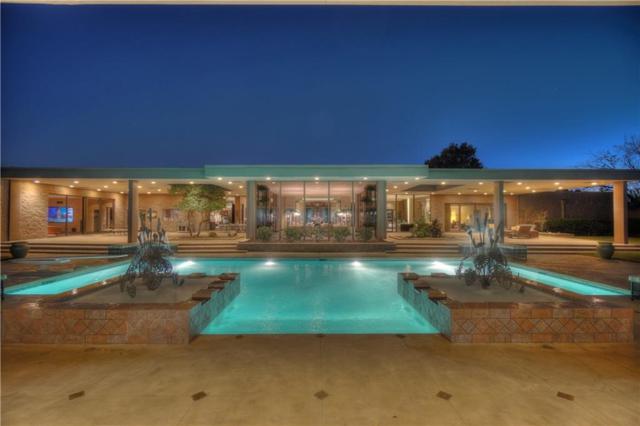 2305 Grand Boulevard, Nichols Hills, OK 73116 (MLS #825181) :: Homestead & Co