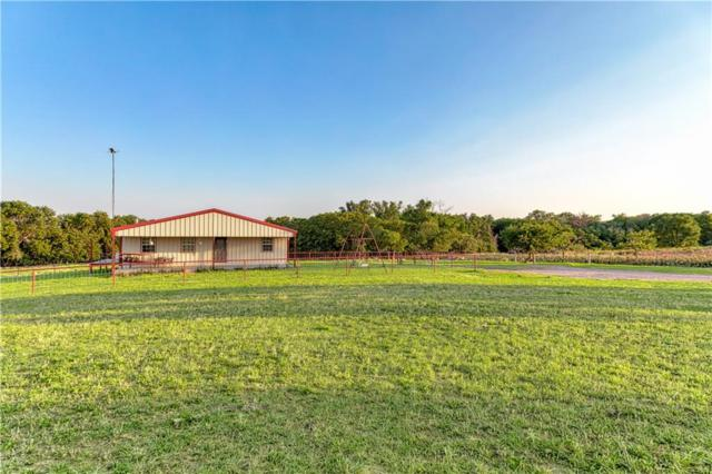 17930 E Cr 910 Road, Reydon, OK 73660 (MLS #825190) :: Erhardt Group at Keller Williams Mulinix OKC