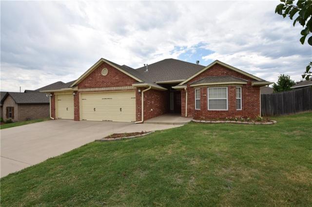 3421 S First Capital Circle, Guthrie, OK 73044 (MLS #825246) :: Wyatt Poindexter Group