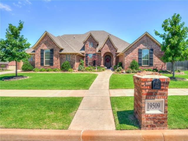 19509 Talavera Lane, Edmond, OK 73012 (MLS #825286) :: Erhardt Group at Keller Williams Mulinix OKC