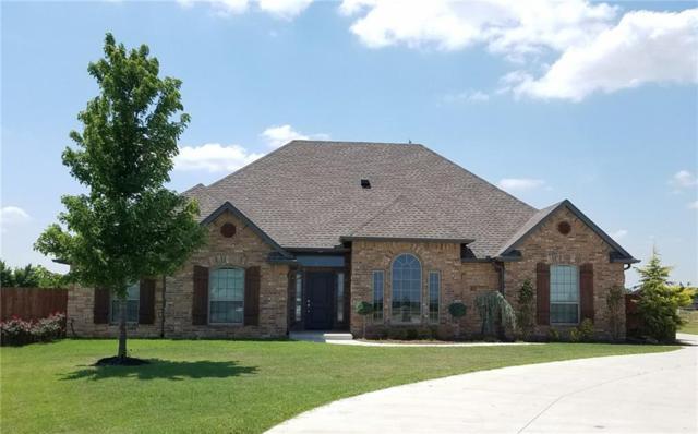 1449 Antler Ridge, Tuttle, OK 73089 (MLS #825327) :: Wyatt Poindexter Group