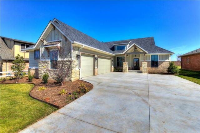 13412 Stonedale Drive, Oklahoma City, OK 73142 (MLS #825337) :: Wyatt Poindexter Group
