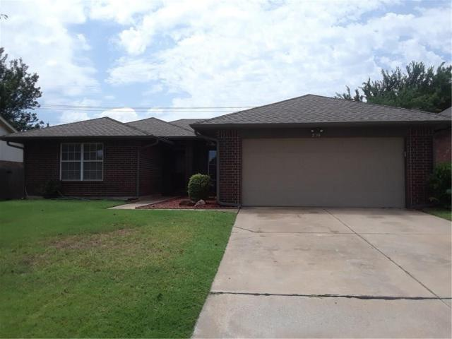 209 Bradgate Drive, Yukon, OK 73099 (MLS #825347) :: Wyatt Poindexter Group