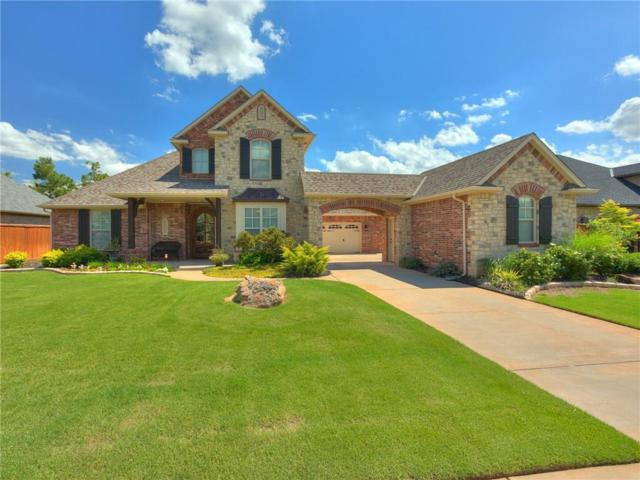 7612 Nw 134 Street, Oklahoma City, OK 73142 (MLS #825356) :: Homestead & Co