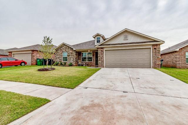 3341 SE 95th Street, Moore, OK 73160 (MLS #825366) :: Wyatt Poindexter Group