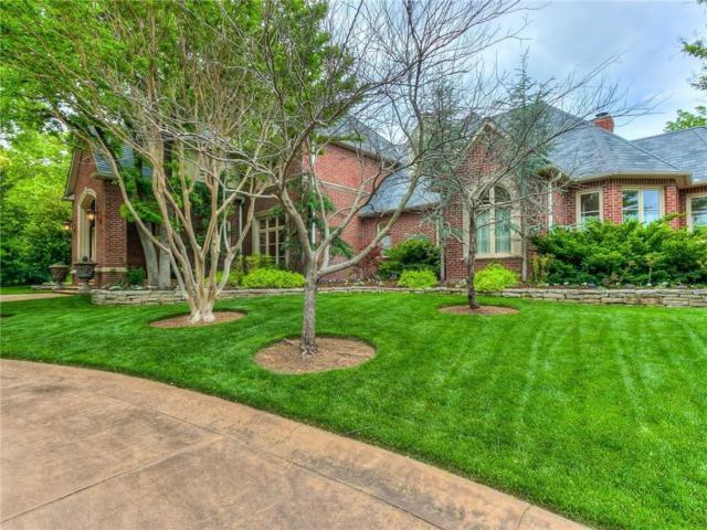 1664 Saratoga Way, Edmond, OK 73003 (MLS #825382) :: Wyatt Poindexter Group