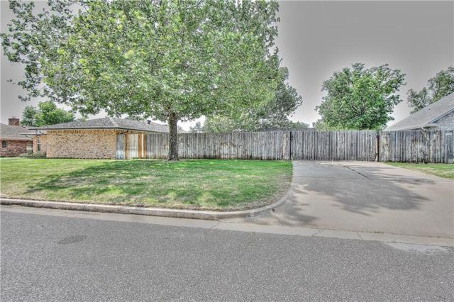 5128 SE 50th, Oklahoma City, OK 73135 (MLS #825385) :: Erhardt Group at Keller Williams Mulinix OKC