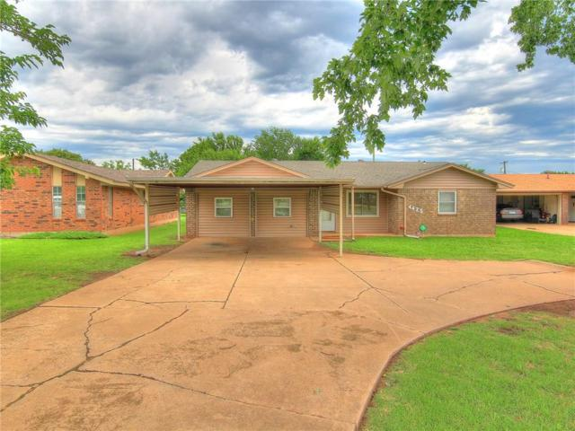 4425 44th, Oklahoma City, OK 73135 (MLS #825409) :: Wyatt Poindexter Group