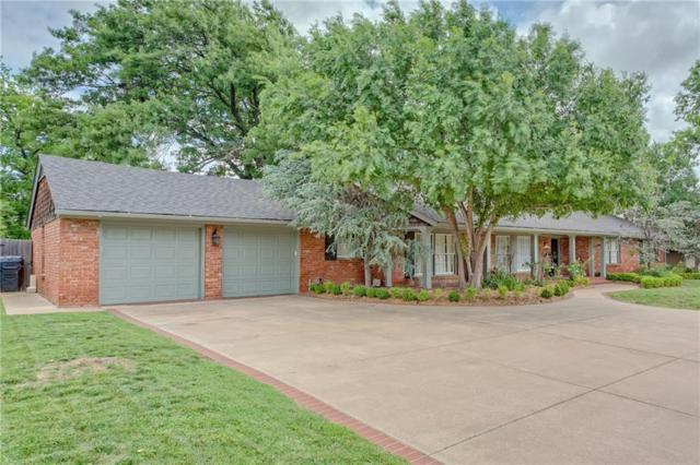 1305 Kenilworth, Nichols Hills, OK 73120 (MLS #825412) :: Wyatt Poindexter Group
