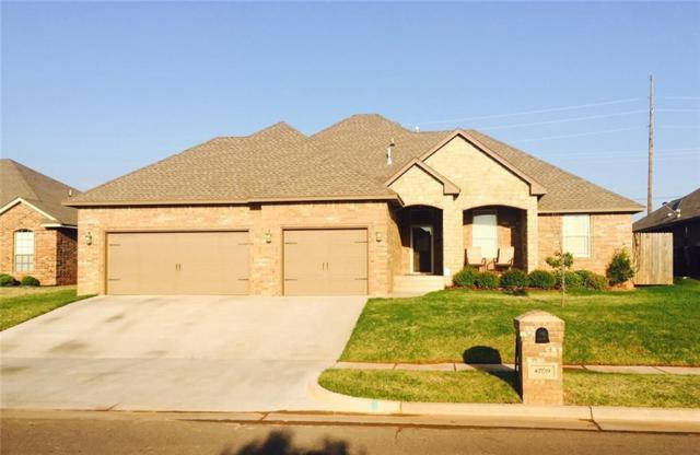 4709 Granite, Oklahoma City, OK 73179 (MLS #825418) :: Wyatt Poindexter Group