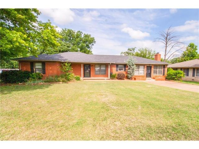 711 Hamill Lane, Guthrie, OK 73044 (MLS #825431) :: Wyatt Poindexter Group