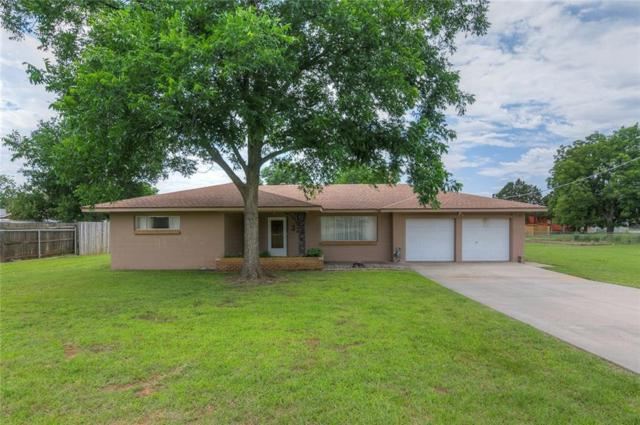 325 S Margene Drive, Midwest City, OK 73130 (MLS #825480) :: UB Home Team