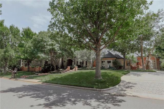 5100 Golden Astor Lane, Oklahoma City, OK 73142 (MLS #825491) :: Homestead & Co