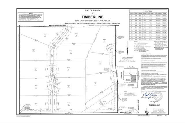 17500 Timberline Court, Oklahoma City, OK 73071 (MLS #825616) :: Erhardt Group at Keller Williams Mulinix OKC