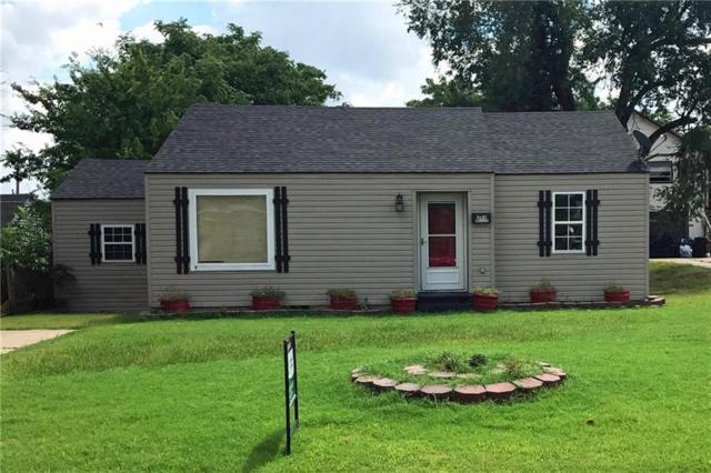 205 S 16th Street, Clinton, OK 73601 (MLS #825692) :: Meraki Real Estate