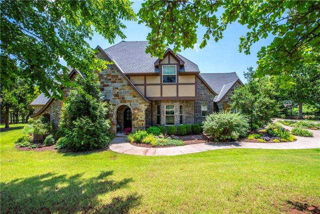 2772 La Belle Rue, Edmond, OK 73034 (MLS #825805) :: KING Real Estate Group