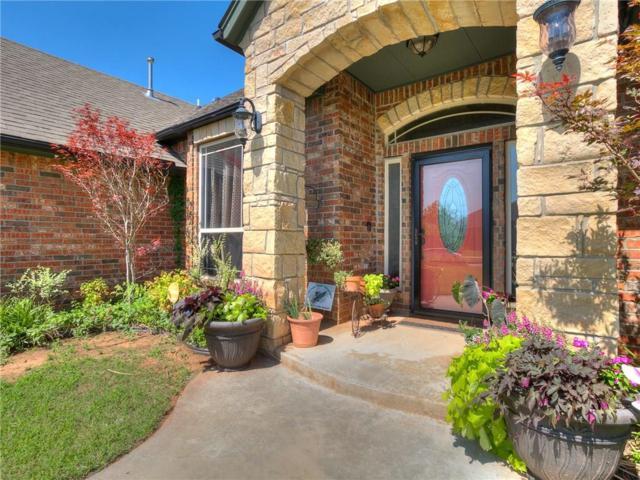 1005 Julies Trail, Moore, OK 73160 (MLS #825821) :: Meraki Real Estate