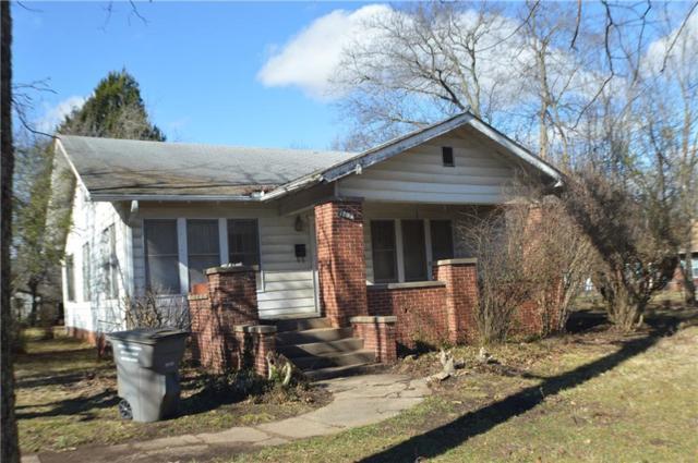 1803 Seran Drive, Wewoka, OK 74884 (MLS #825833) :: Homestead & Co