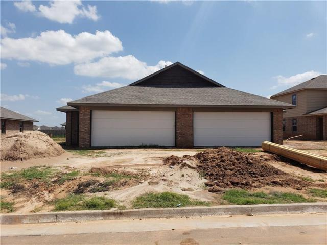 8814 SW 45th Street, Oklahoma City, OK 73179 (MLS #825847) :: Wyatt Poindexter Group