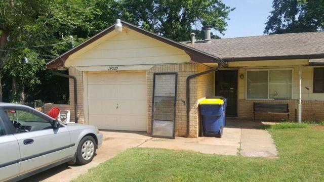 14029 NE 21st, Choctaw, OK 73020 (MLS #825899) :: Homestead & Co