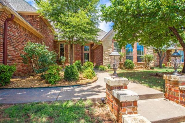 4325 Man O War Drive, Edmond, OK 73025 (MLS #825935) :: UB Home Team